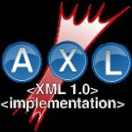 Axl Library logo